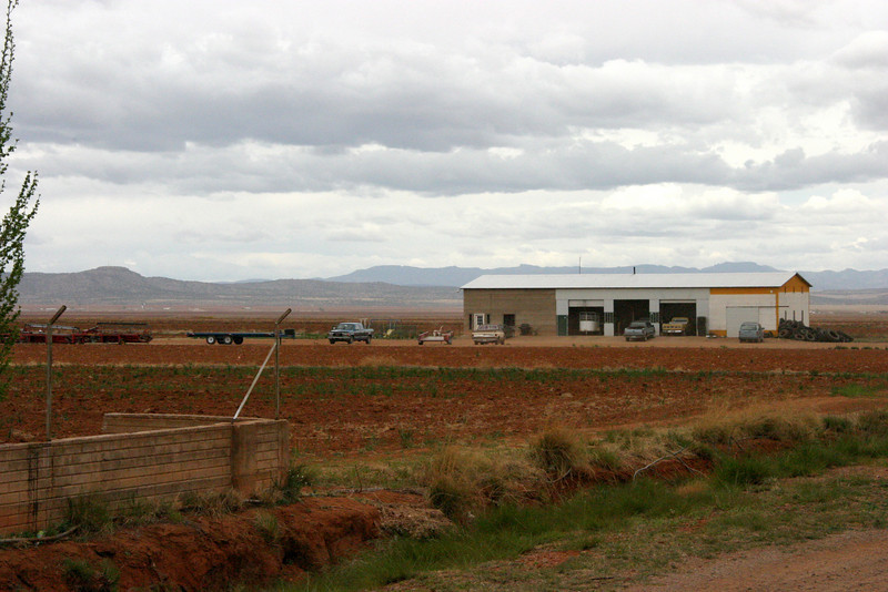 <center>Mennonite Farm<br><br>Mexico</center>