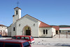 <center>The other church in Creel     <br><br>Creel, Mexico</center>