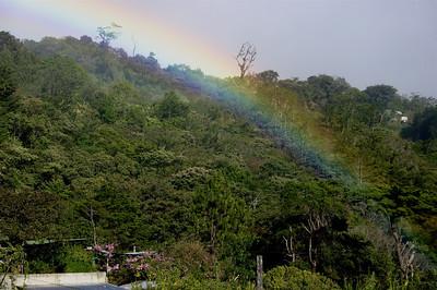 Santa Elena rainbow