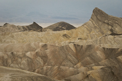 An area of Death Valley called Dante's Peak...