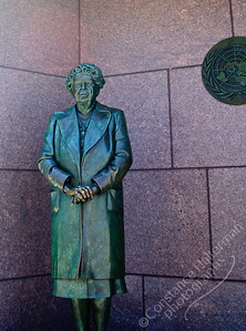 FDR Memorial - Eleanor Roosevelt