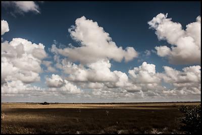 Pa-hay-okee overlook, Everglades