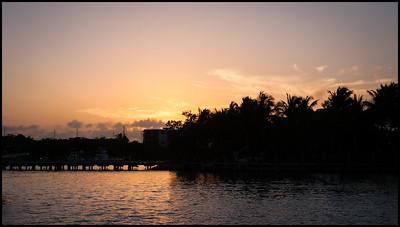 Sunset at Marathon