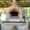 Community oven at Mosswood Farm Store and Bakery in Micanopy, Florida