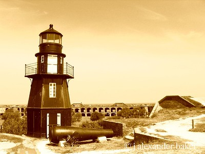 Dramatic Landscapes and Architecture - Sepia & Tints