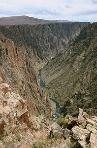Black Canyon of the Gunnison National Park, Montrose, Colorado