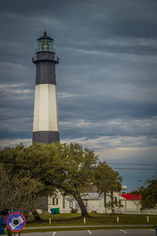 Tybee Island Lighthouse Near Savannah, Georgia (©simon@myeclecticimages.com)