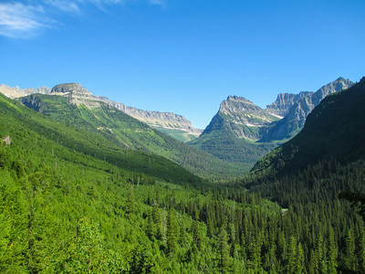 Going To the Sun Road, Glacier
