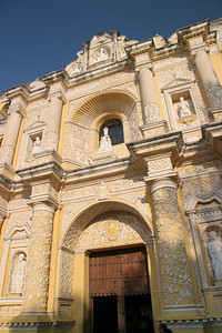 This beautiful church is called La Merced