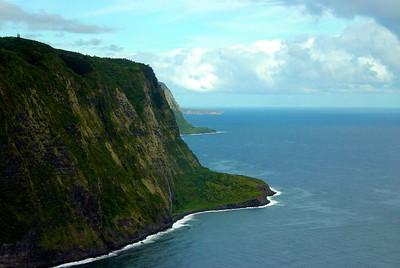 HAWAII BIG ISLAND Waipio Lookout