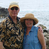 Alan and Donna Hull on Hawaii