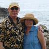Alan and Donna Hull on Hawaii