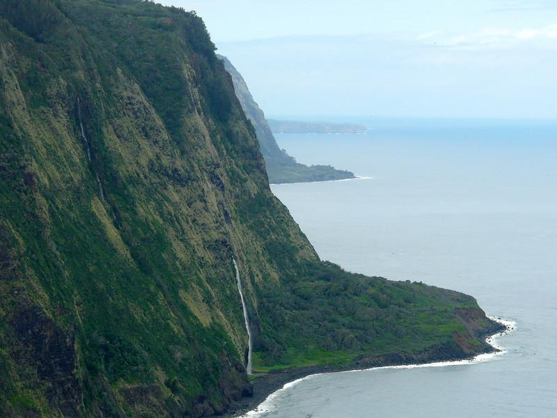Hamakua Coast on the Big Island