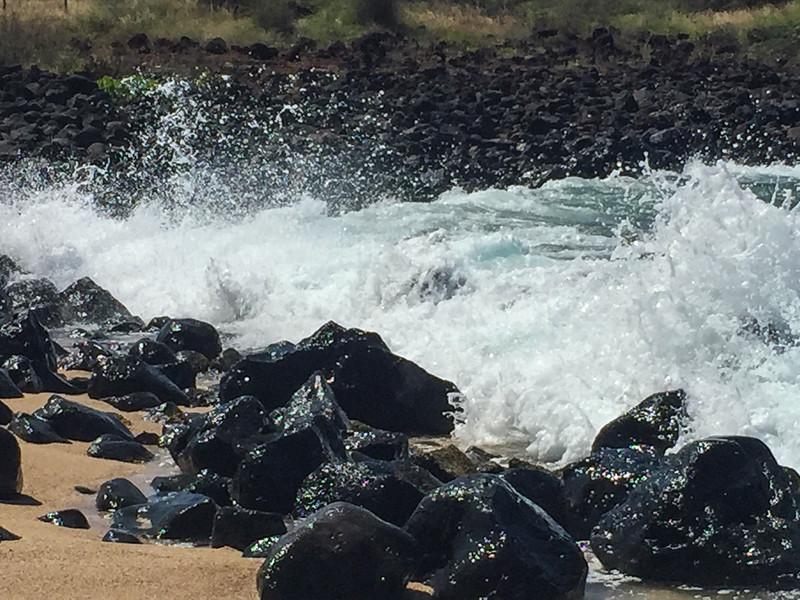 Paka'a Beach