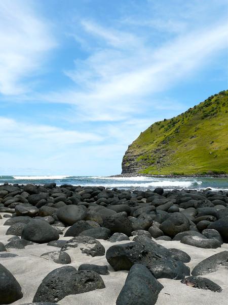 Kawailli Beach on Molokai