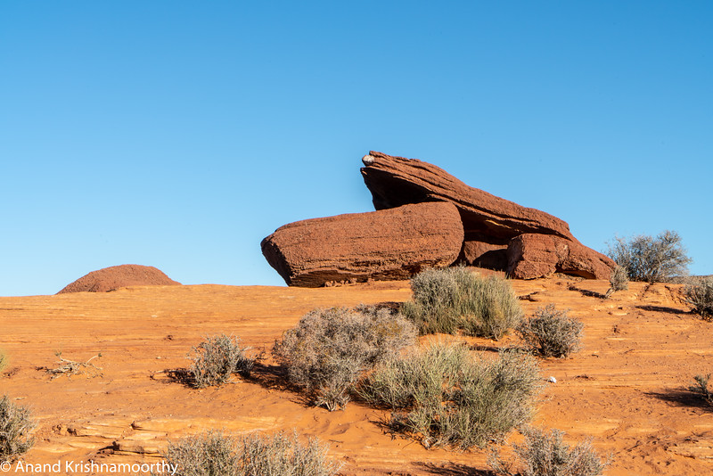 Horse Shoe Bend, Arizona.