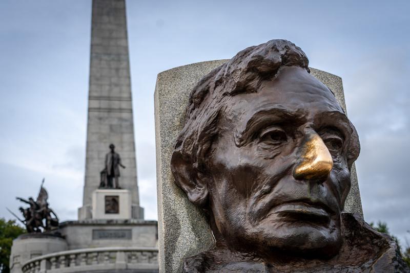 Lincoln's Tomb, Illinois