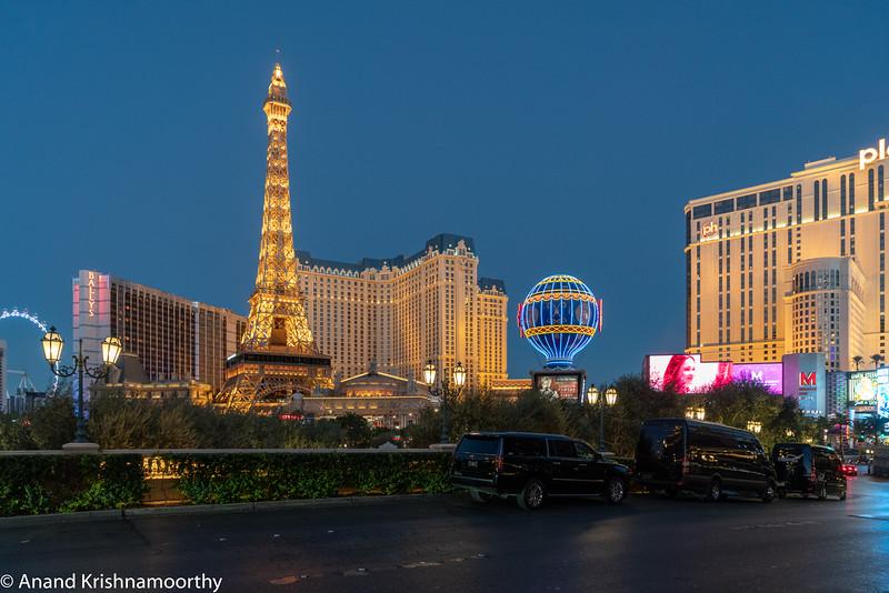 Las Vegas, Nevada.