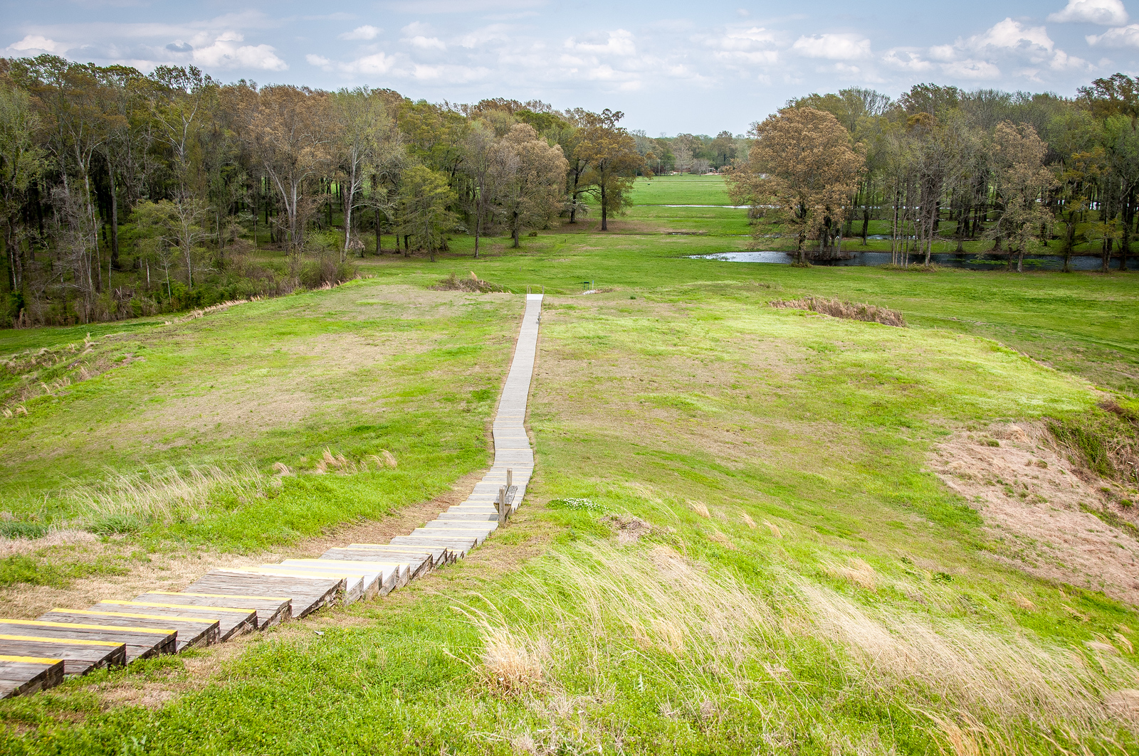 Monumental Earthworks of Poverty Point UNESCO World Heritage Site