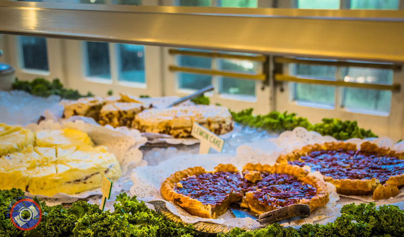 A Small Sampling of the Desserts at Court of Two Sisters (©simon@myeclecticimages.com)