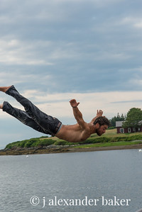 Zach's Amazing Flip - 7 in a series