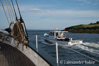 Heidi Heads to Sea