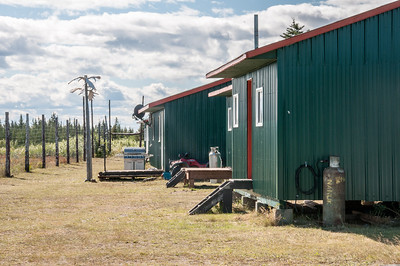 Nanuk Polar Bear Lodge in Hudson Bay, Manitoba, Canada
