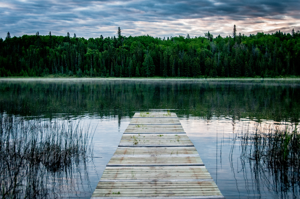 North American National Park #26: Riding Mountain National Park, Manitoba
