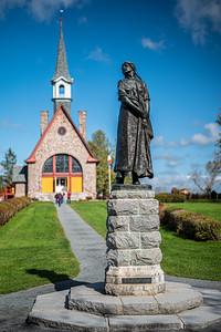 Evangeline Memorial