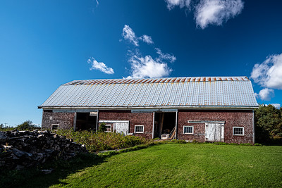 barn Dunrovin Farm