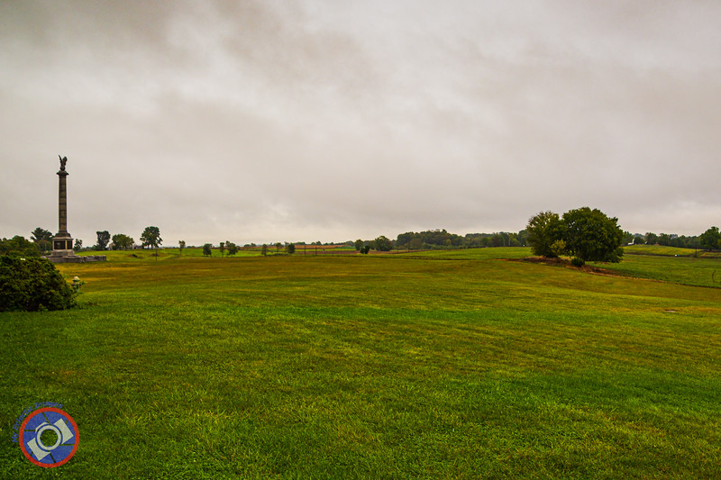 View Across part of the Antietam National Battlefield (©simon@myeclecticimages.com)
