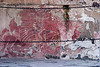 <center>Aztec Fresco   <br><br>Teotihuacan, Mexico    </center>