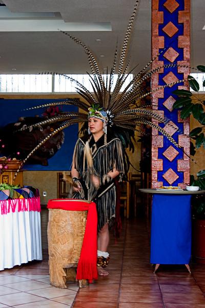 <center>Aztec Drum   <br><br>Mexico City, Mexico    </center>