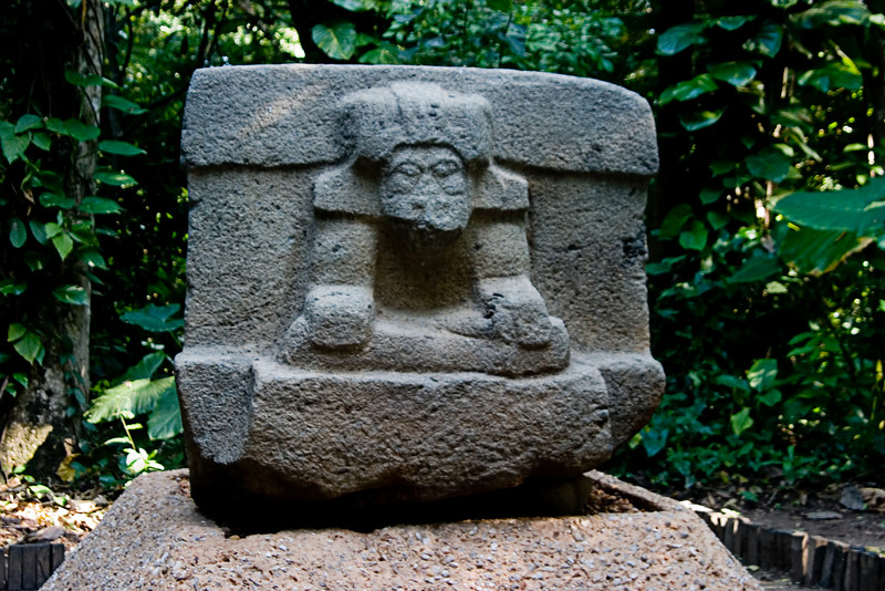 <center>Altar II   <br><br>Villa Hermosa, Mexico    </center>