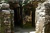 <center>Palace Corridors   <br><br>Palenque, Mexico    </center>