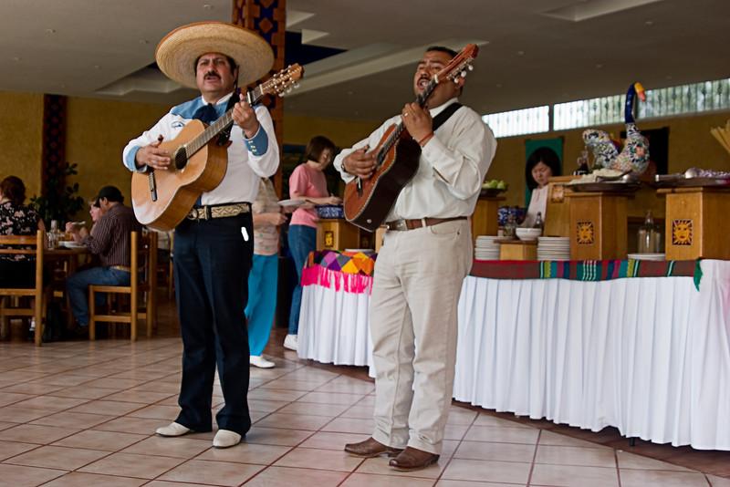 <center>Mexican Music   <br><br>Mexico City, Mexico    </center>