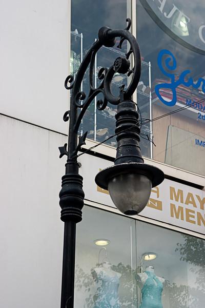 <center>Lamp Post   <br><br>Mexico City, Mexico    </center>