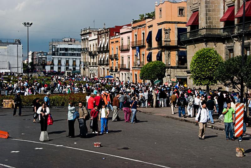 <center>Plaza Major   <br><br>Mexico City, Mexico    </center>