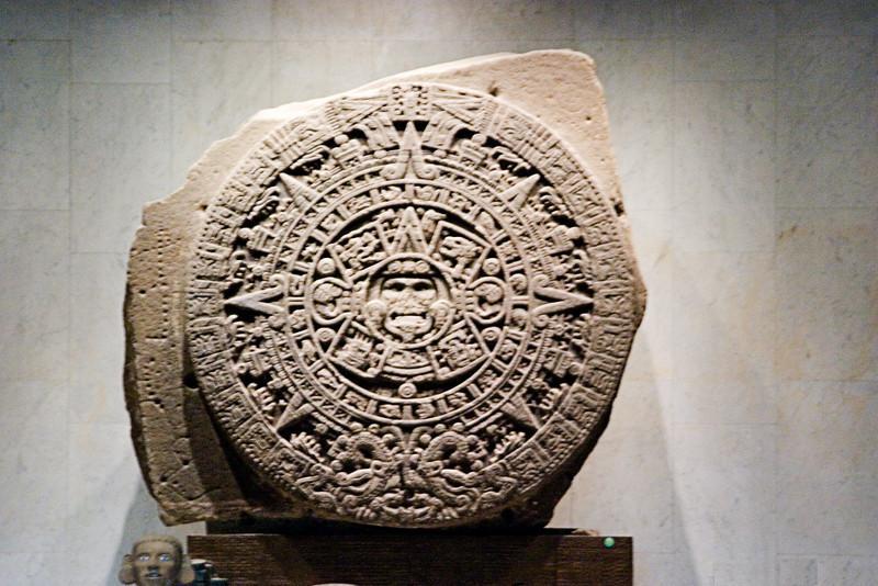 <center>Calendar   <br><br>Mexico City, Mexico    </center>