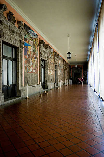 <center>Hall Tapestries   <br><br>Mexico City, Mexico    </center>