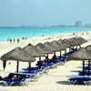 CasaMagna Marriott beach in Cancun, Mexico