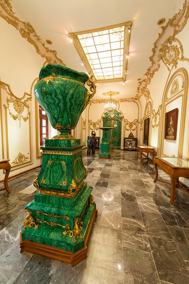 Museo Nacional de Historia in the Castillo