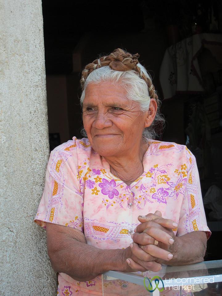 Mexican Grandma - San Martin Tilcajete, Mexico