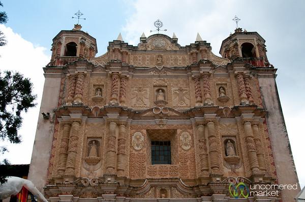 Iglesia de Santo Domingo de Guzmán - San Cristobal de las Casas, Mexico