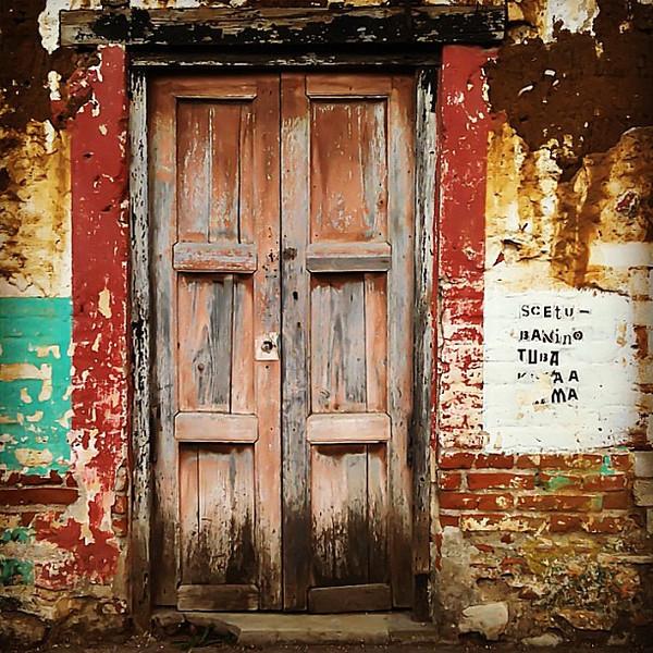 Favorite doorway candidate #1 - San Cristobal #Chiapas #Mexico
