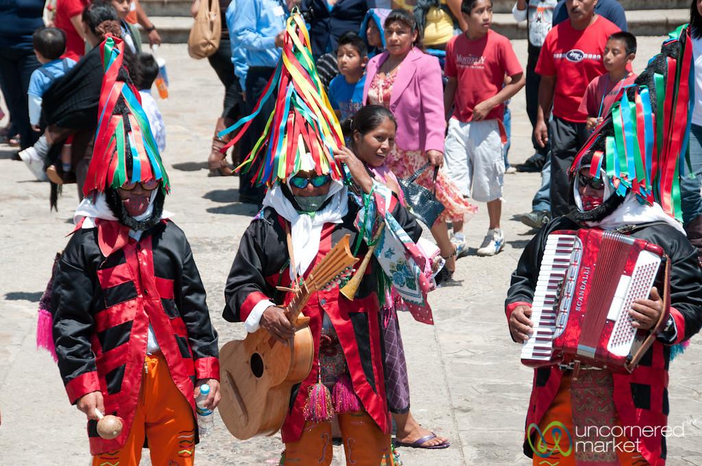 Easter Day Festivities in San Cristobal de las Casas - Chiapas, Mexico
