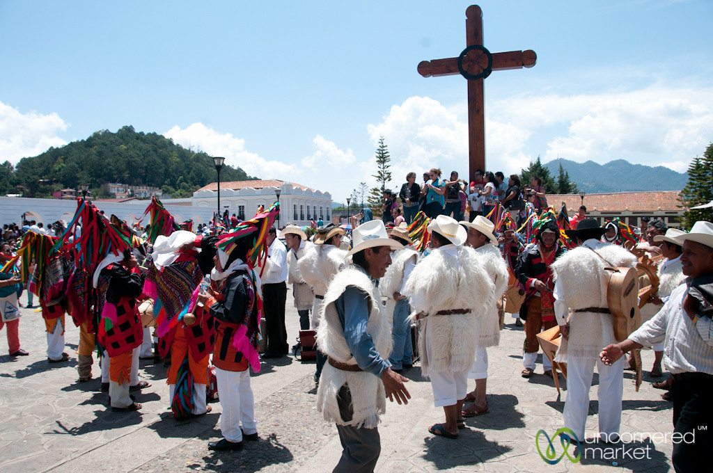 Easter Day Festivities in San Cristobal de las Casas - Chiapas, Mexico