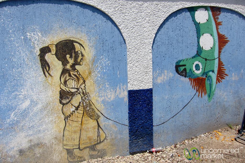 San Cristobal de las Casas Street Art - Chiapas, Mexico