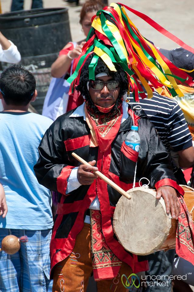 Easter Day Music in San Cristobal de las Casas - Chiapas, Mexico