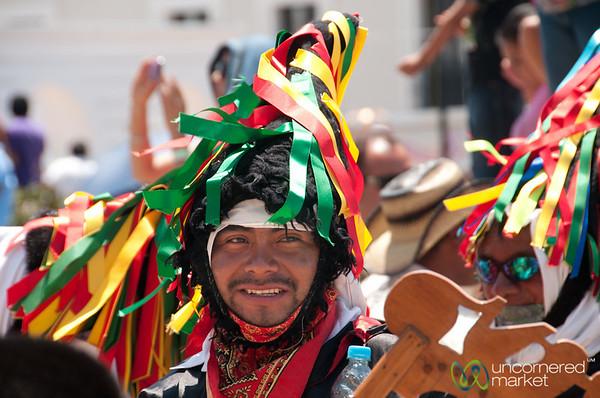 Musicians on Easter Sunday in San Cristobal de las Casas - Chiapas, Mexico